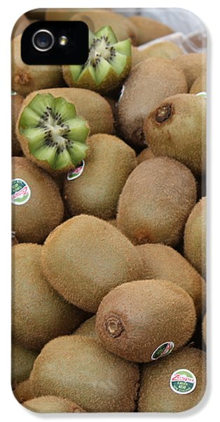 European Markets - Kiwis IPhone 5s Case by Carol Groenen