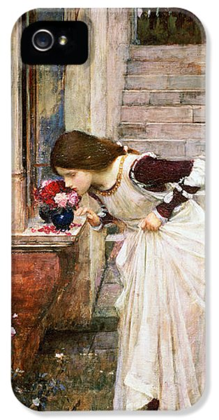 The Shrine IPhone 5s Case by John William Waterhouse
