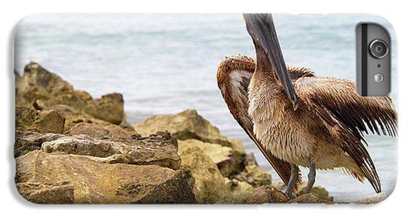 Brown Pelican IPhone 6 Plus Case