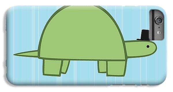 Nursery Art Boy Turtle IPhone 6 Plus Case