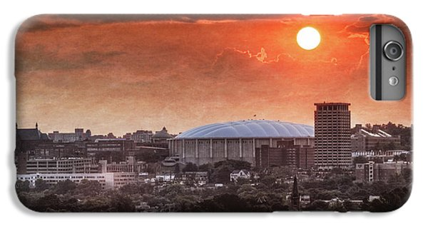 Syracuse Sunrise Over The Dome IPhone 6 Plus Case