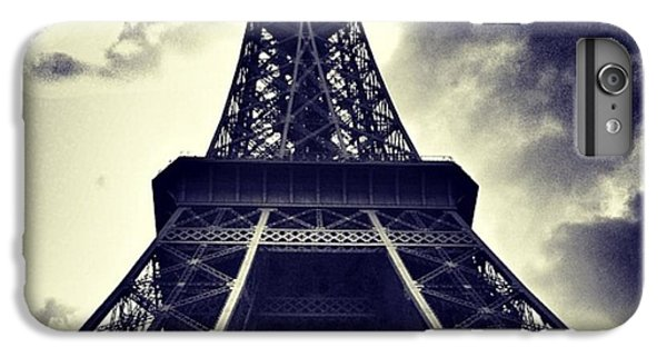 iPhone 6s Plus Case - #paris by Ritchie Garrod