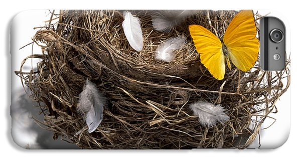 Butterfly And Nest IPhone 6s Plus Case