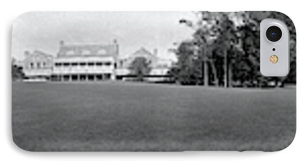 Chevy Chase Country Club Chevy Chase Md IPhone Case