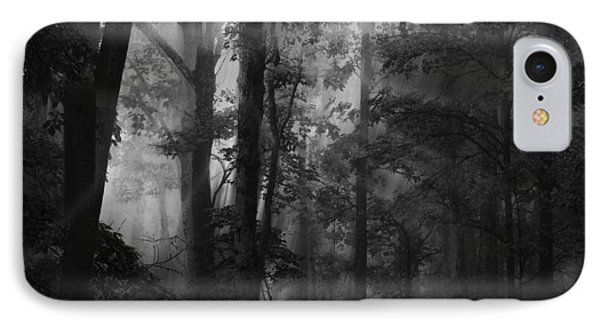 Forest Light IPhone Case by Ron Jones