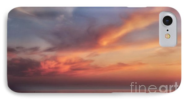 Good Morning Cape Cod Phone Case by Susan Candelario