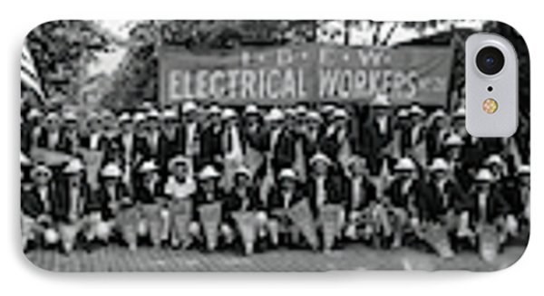 International Brotherhood Of Electrical IPhone Case