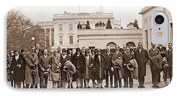 White House Reception, American Opera IPhone Case