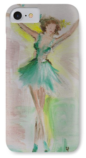 Dance IPhone Case
