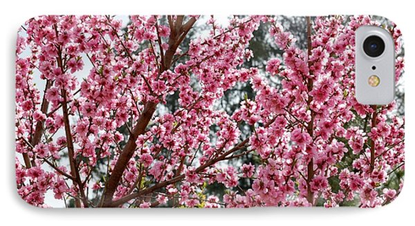 IPhone Case featuring the photograph Pink Flood by Fotosas Photography