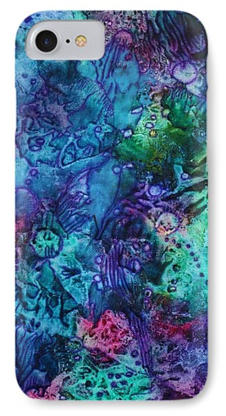 Bikini Bottom IPhone Case by Pat Purdy