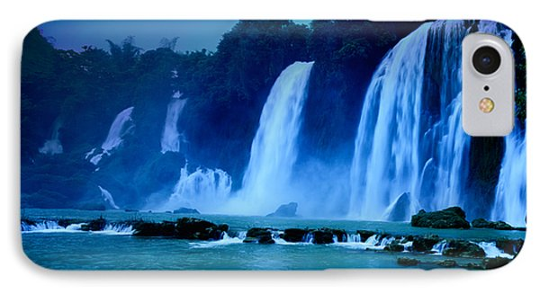 Waterfall IPhone Case by MotHaiBaPhoto Prints