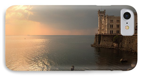 Miramare Sunset IPhone Case