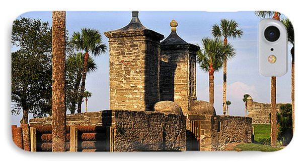 The Old City Gates Phone Case by David Lee Thompson