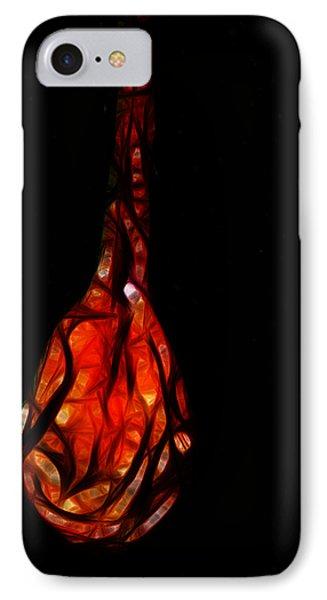 A Little Dragons Tear 1 IPhone Case