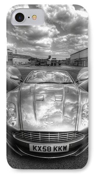 Aston Martin Dbs IPhone Case by Yhun Suarez