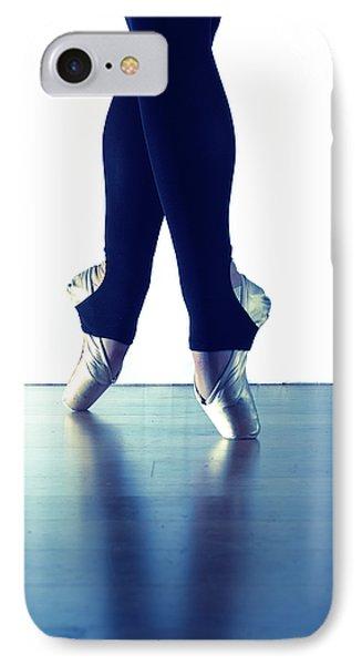 Ballet Feet 1 Phone Case by Scott Sawyer