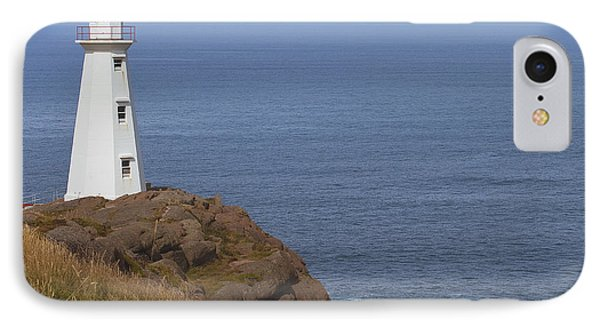 Cape Spear IPhone Case by Eunice Gibb