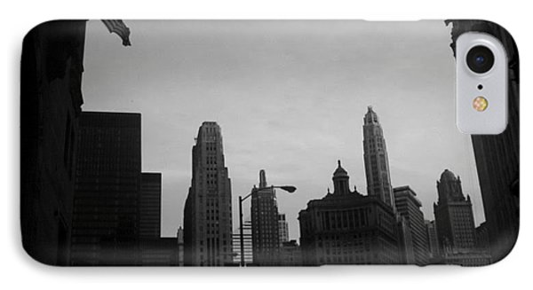 Chicago 3 IPhone Case