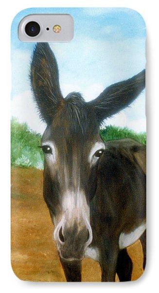 Chimayo Mule IPhone Case