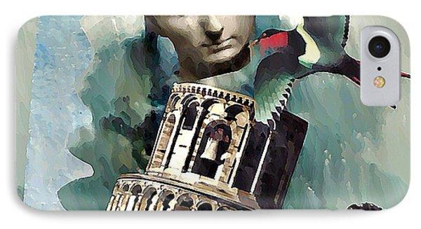 Classical   Phone Case by Sarah Loft