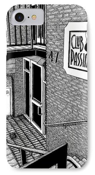 Club Passim, Cambridge, Ma IPhone Case