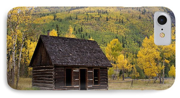 Colorado Cabin Phone Case by Marty Koch