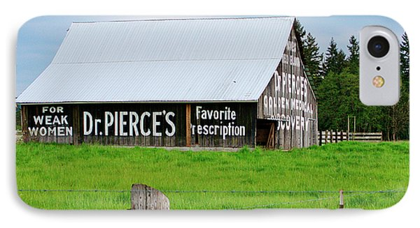 Dr Pierce' Barn 110514.109c1 IPhone Case by Ansel Price