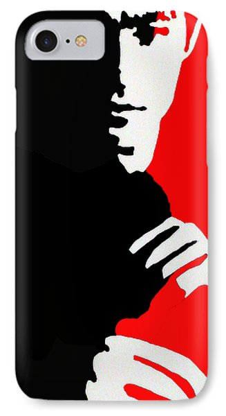 Enter The Dragon IPhone Case by Robert Margetts