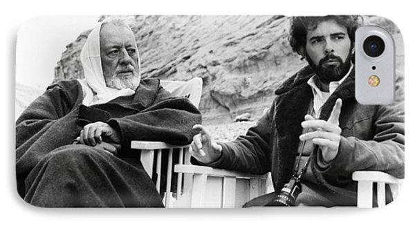 Film: Star Wars, 1977 IPhone Case