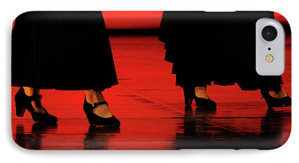 IPhone Case featuring the photograph Flamenco 2 by Pedro Cardona