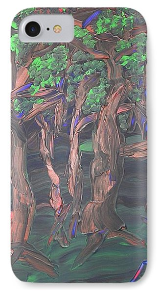 Forest IPhone Case by Joshua Redman