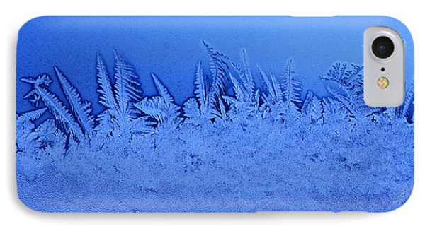 Frost Forest Phone Case by Thomas R Fletcher