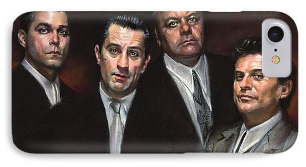 Goodfellas IPhone Case by Ylli Haruni
