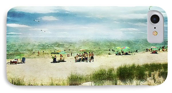 IPhone Case featuring the photograph Hazy Days Of Summer by John Rivera