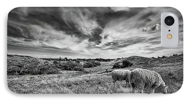 IPhone Case featuring the photograph Heather Hills I by Stefan Nielsen