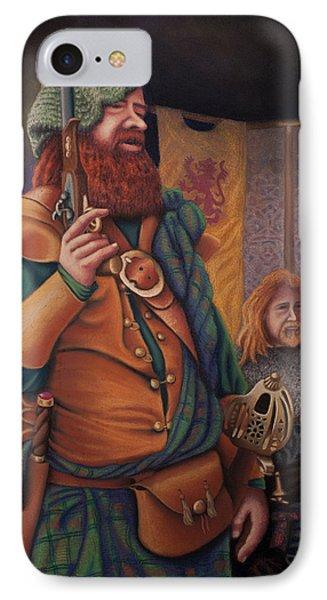 Highlanders Phone Case by Sandra Lynn