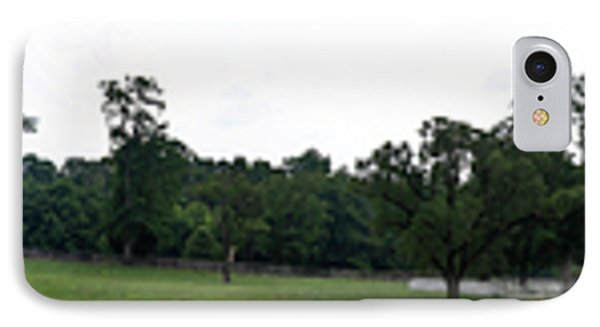 Historic Appomattox Panorama  Phone Case by Teresa Mucha
