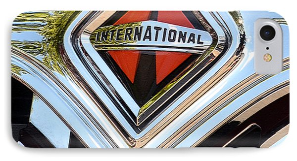 International Truck II IPhone Case