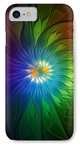 Into Light Phone Case by Amanda Moore
