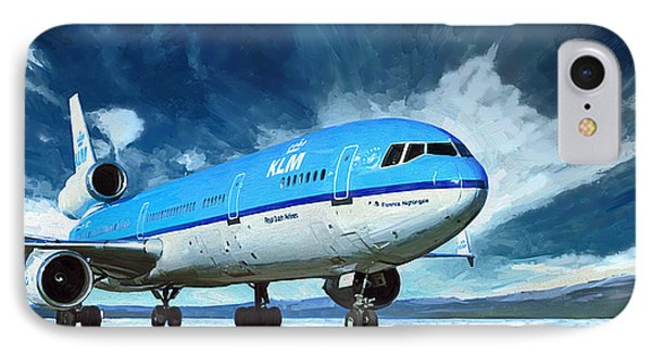 Klm Md11 IPhone Case