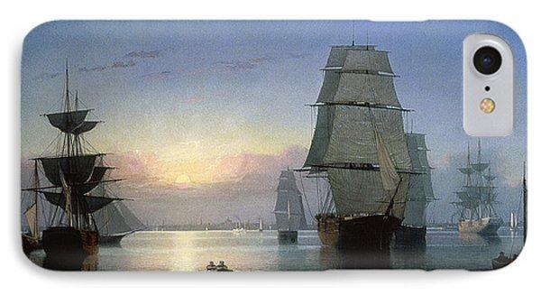Lane: Boston Harbor Phone Case by Granger