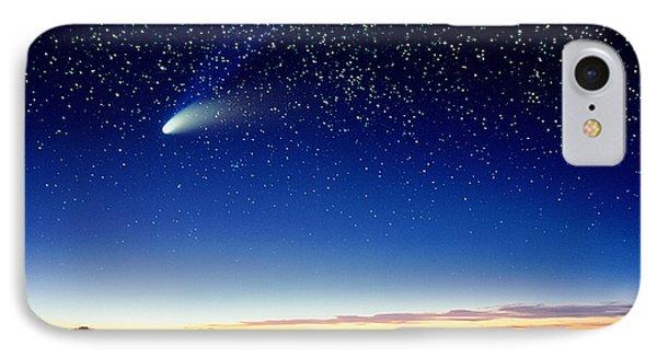 Mauna Kea Telescopes IPhone Case