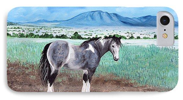 Mountain Pony IPhone Case