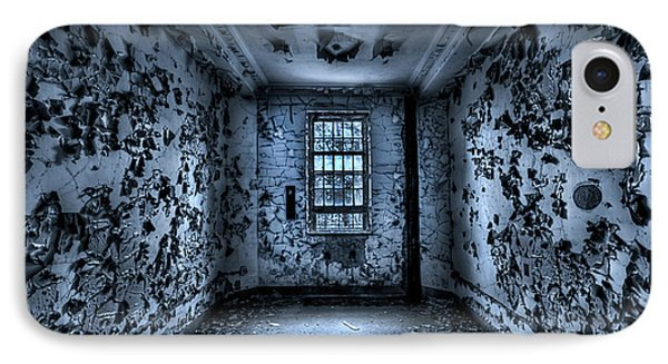 Panic Room IPhone Case by Evelina Kremsdorf