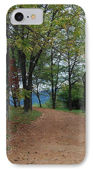 Pathway IPhone Case by Eric Liller