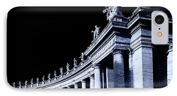 Pillars IPhone Case by Stefan Nielsen