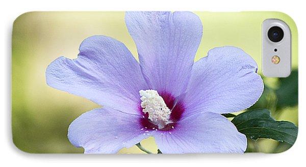 Purple Althea IPhone Case