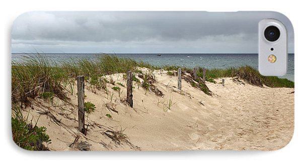 Race Point Beach Provincetown Massachusetts IPhone Case by Michelle Wiarda