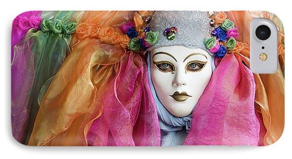 Rainbow Girl IPhone Case by Stefan Nielsen